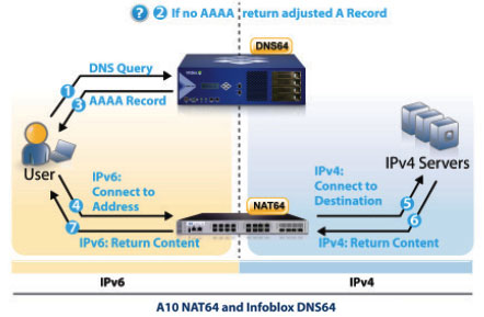 A10 Networks Solutions Infoblox Chart 1
